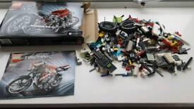 Lego set with manual