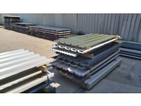 BOX PROFILE CORRUGATED ROOFING SHEETS