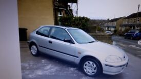honda civic 1.5 lse