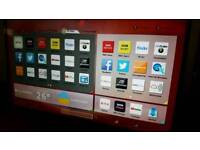 "Hitachi 42"" SMART LED 1080p Freeview HD TV"