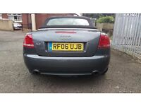 Audi A4 Convertible - 2 door Automatic (Was Cat D - now repaired by Audi Garage)