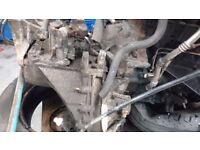 Ford Transit 5 speed gearbox **used**