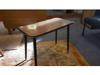 Vintage Modern Atomic Formica Coffee Table