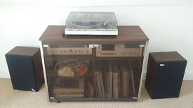 Mitsubishi DP 630 stereo system in fantastic condition