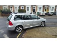 Peugeot 1.6 diesel HDI in excellent condition.