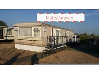 6 berth caravan for rent-mablethorpe