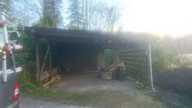 Car garage and carport