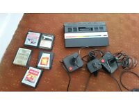 Atari 2600 Jr with games