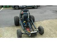 Off road buggy 125cc automatic