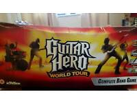 Ps3 guitar hero world tour bundle