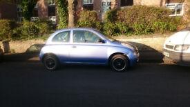 2003 NISSAN MICRA S AUTO BLUE