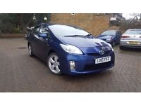 TOYOTA PRIUS T SPIRIT NICE CLEAN CAR NAVIGATION CAMERA BLUTOOTH PCO VALID HPI CLEAR MILES WARRANTED