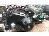 Quad 125 engine