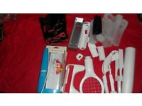 Wii Job Lot Accesories Bundle