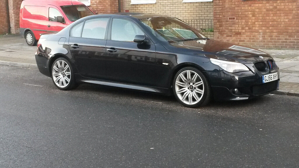 bmw 535d e60 msport carbon black sunroof in portsmouth hampshire gumtree. Black Bedroom Furniture Sets. Home Design Ideas