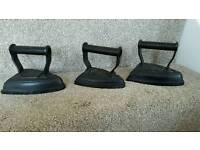 Old Ironing Irons