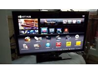 SAMSUNG 40 INCH SMART TV FULL HD FREEVIEW TV QUALITY.
