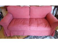 IKEA 2 SEATER SOFA IN GOOD CONDITION