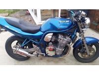 Suzuki bandit 600 sold
