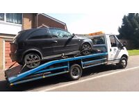 Car Recovery service breakdown broken down need to move a car no tax mot or insurance