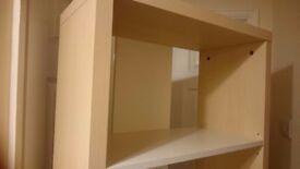 Book unit cabinet storage unit as new