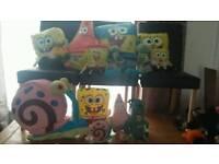 Spongebob teddys
