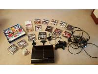 Sony Ps3 with games and loads of extras