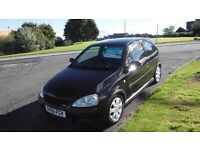 2005 CORSA 1.2 SXi,Alloys,Electric Windows,Remote Central Locking,84,000,MOT1 YEAR,Trade in To Clear