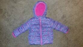 Blue Zoo winter coat 18-24 months