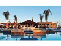 Morocco platinum one week all-inclusive for two, 21/03 - 28/03