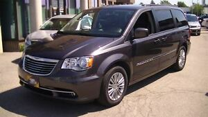 2016 Chrysler Town & Country TOURING-L WITH DUAL DVD, LEATHER, P