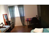 Double stylish bedroom near Napier and Heriot Watt University