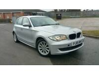 Bmw 116 1 series low mileage hpi clear excellent drive