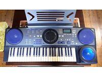 Panasonic sx-mb100 keyboard