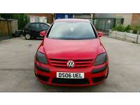 2006 valkswagen golf 1.9 tdi only 71k on the clock new timing belt kit fitted and full serviced