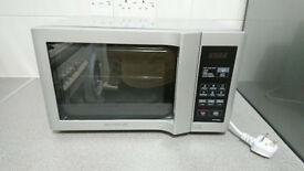 Second hand microwave for sale