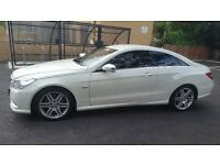 Mercedes E350 CGI Coupe AMG Package Fully Loaded