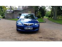 MAZDA 6 2.0 TS 07 PLATE 2007 2F/KEEPER 94000 MILES FULL SERVICE HISTORY AIRCON ALLOYS 6SPEED 5DR