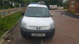 2010 Peugeot Partner 1.6hdi