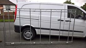 Galvanised Roof Rack for Vito Van year 2010