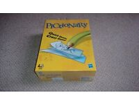 pictionary board game, still wrapped.