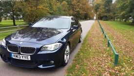 £13,000 BMW 5 Series 2.0 520d M Sport 4d