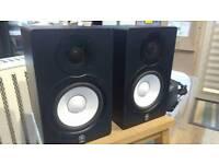Yamaha HS50M Powered Studio Monitors