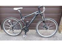 "Trek 3900 Disc Hard Tail Mountain Bike 16"" Frame"