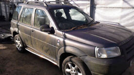 breaking land rover diesel all parts available