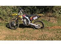 RMZ 250 Not crf kxf yzf
