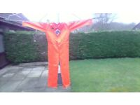 Flame Proof Boiler Suit.