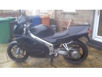 Honda vfr750 1997.Satin Black