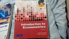 Introduction to Econometrics (Third Edition)