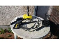Karcher Power Washer tools in very good condition